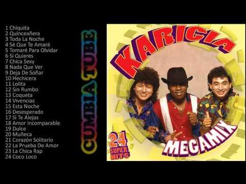 Karicia - Megamix Enganchados