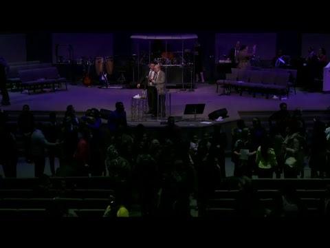 Looking Unto Jesus - Bishop Ron Libby