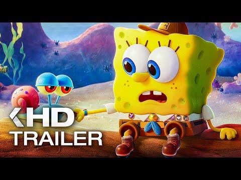 The SpongeBob Movie: Sponge on the Run Trailer 1 Adventure Movies