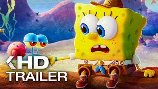 THE SPONGEBOB MOVIE: Sponge on the Run Trailer (2021)