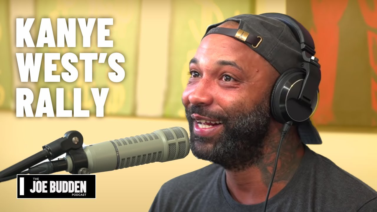 Download Kanye West's Presidential Campaign Rally   The Joe Budden Podcast