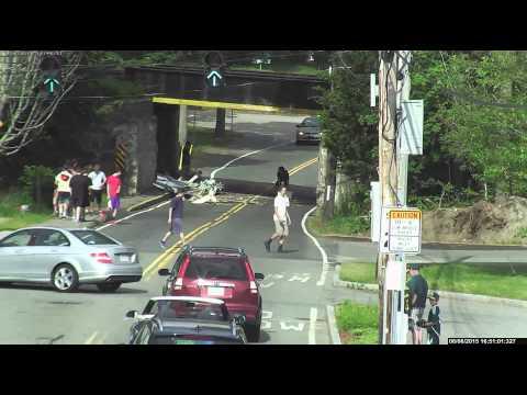 Bridge Crash 6/6/15 4:50PM 15-198-AC
