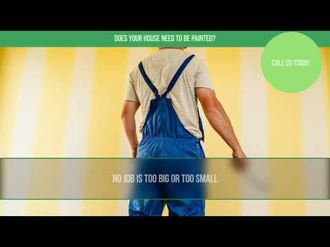 Video Ad Template For Painters