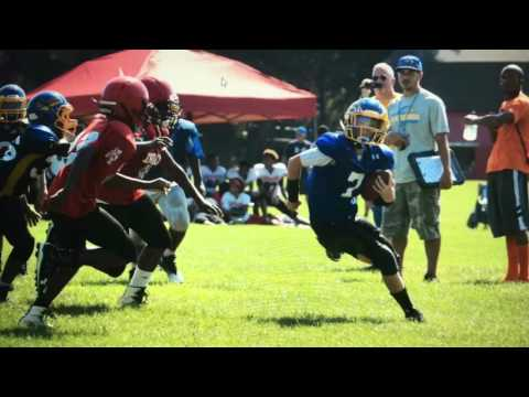 Bamm Appleby #7 QB/RB/S  Middletown Youth Football 2016 -   Pony Offensive Player of the Year