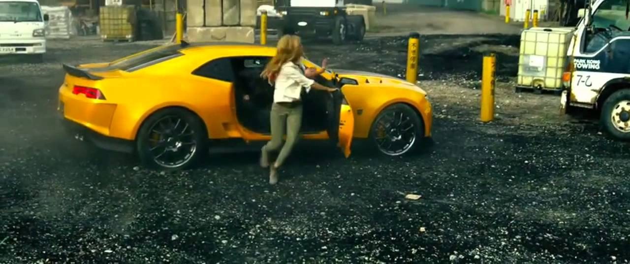 Transformers Age Of Extinction Optimus Prime Vs Lockdown Final Battle Scene