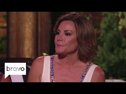 RHONY: What Would Luann Do If She Caught Tom Cheating? (Season 9, Episode 20) | Bravo
