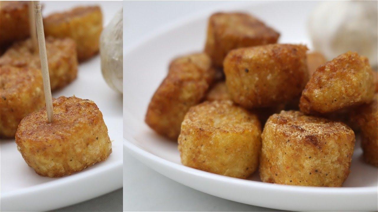 अगर एक बार ये पकोड़े खा लिये हर मेहमान के आने पर इसी को नाश्ते में बनायेंगे | Potato Garlic Nugets