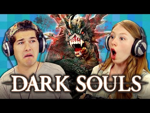 DARK SOULS (React: Gaming)