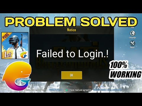 pubg-mobile-emulator-always-shows-failed-to-login-|-how-to-fix-login-failed-in-tecent-gaming-buddy