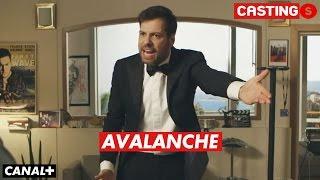 Laurent Lafitte et Gérard Darmon - Casting(s) Avalanche