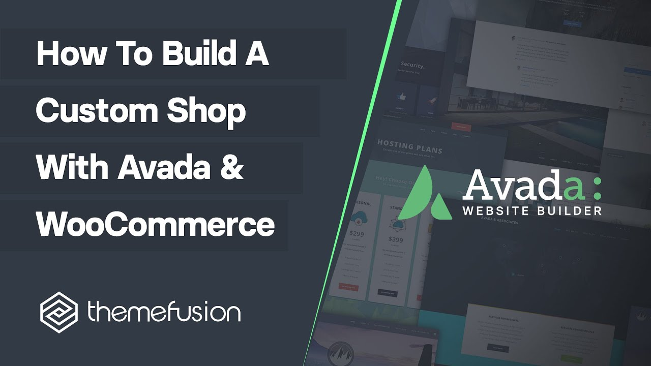 Download How To Build A Custom Shop Page With Avada & WooCommerce