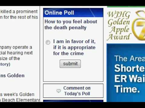 WJHG TV Biased Poll - What a JOKE!