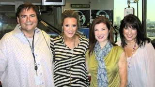 Courtney Kerr and Cynthia Smoot on KVIL/The Gene & Julie Morning Show