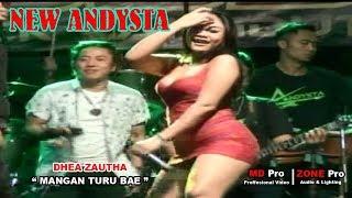 #dangdut #koplo #terbaru ANDYSTA MUSIC  - MANGAN TURU BAE - DHEA ZUETA TERBARU!! mp3