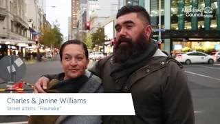 Hauhake launches Matariki Festival | Auckland Council
