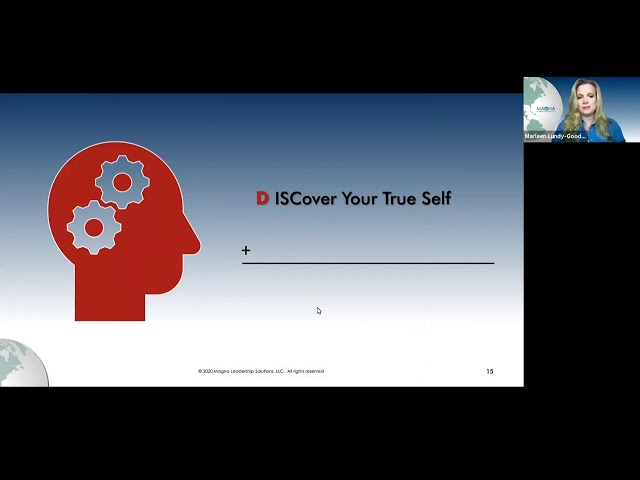 DISC: Understanding You and the Value You Bring 090220