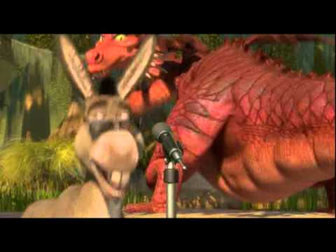 Kids Songs Walt Disney - Shrek's Karaoke Dance Party