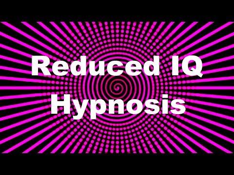Reduced IQ Hypnosis