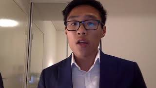 UTS Career Pitch Sport and Exercise Science Internship - Edward Chan