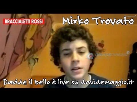 Braccialetti Rossi Mirko Trovato Davide Il Bello Live