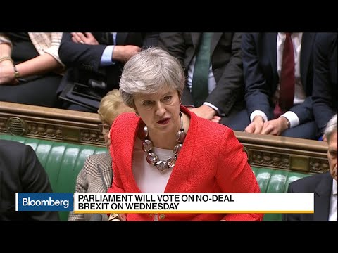 May's Brexit Deal Rejected Again