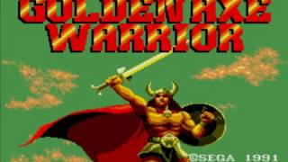 Let's Play Golden Axe Warrior (SMS) Part 1