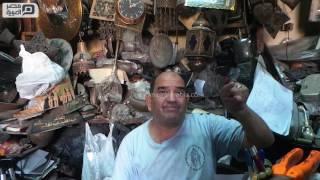 بالفيديو| ربع السلحدار.. قصة أديب وسوق عتيقة