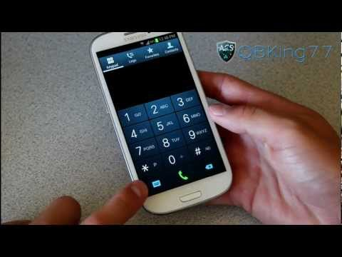 Samsung Galaxy S III Review (US Variant) - Part 1