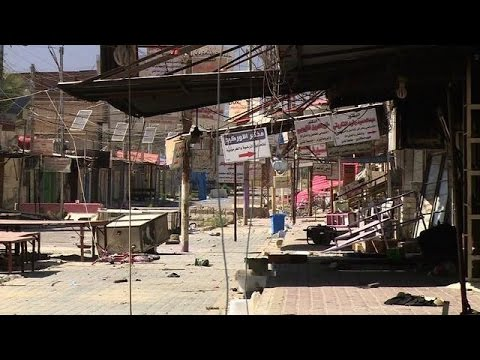 Iraq's Tikrit still deserted after liberation from IS