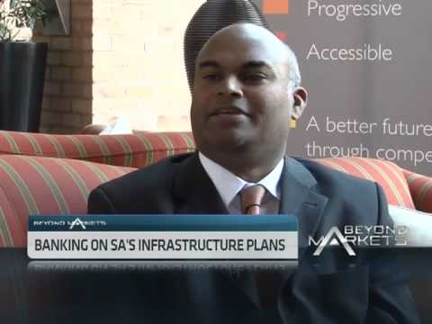 Banking on SA's Infrastructure Plans with Ravi Naidoo