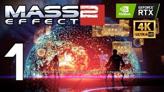 Mass Effect 2 Enhanced - 1 - 4K | RTX 2080 Ti