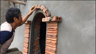 Beautiful Home Window Design Ideas - Craft Construction Techniques - Home Construction Tool