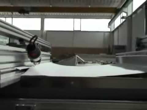 Industrial Cutting Plotter CNC CAD CAM Fabrics Textiles