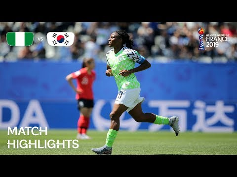 Nigeria v Korea Republic – FIFA Women's World Cup France 2019™