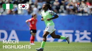 Nigeria v Korea Republic - FIFA Women's World Cup France 2019™