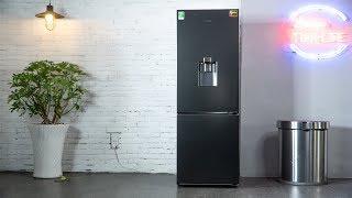 Trên tay tủ lạnh Samsung BMF 310L
