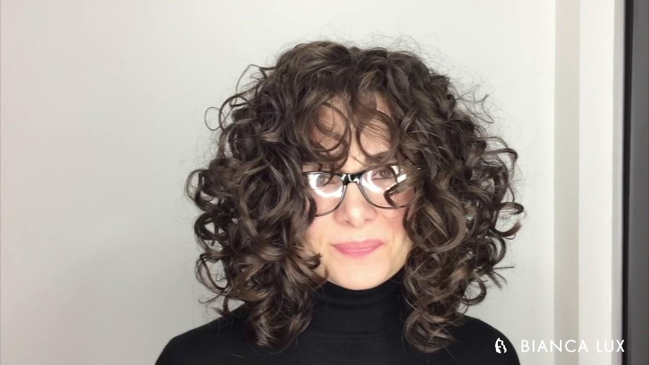 биозавивка волос фото крупные