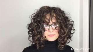 Биозавивка  волос крупными локонами от Bianca-Lux