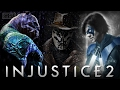 Injustice 2 9 DLC Characters I Think It Could Be mp3