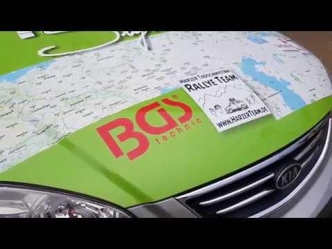 Harzer Tajik Rallye Team - Stadtfest Seesen #1 Wird foliert