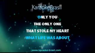 KBR  Lionel Richie - The Only One - Karaokê