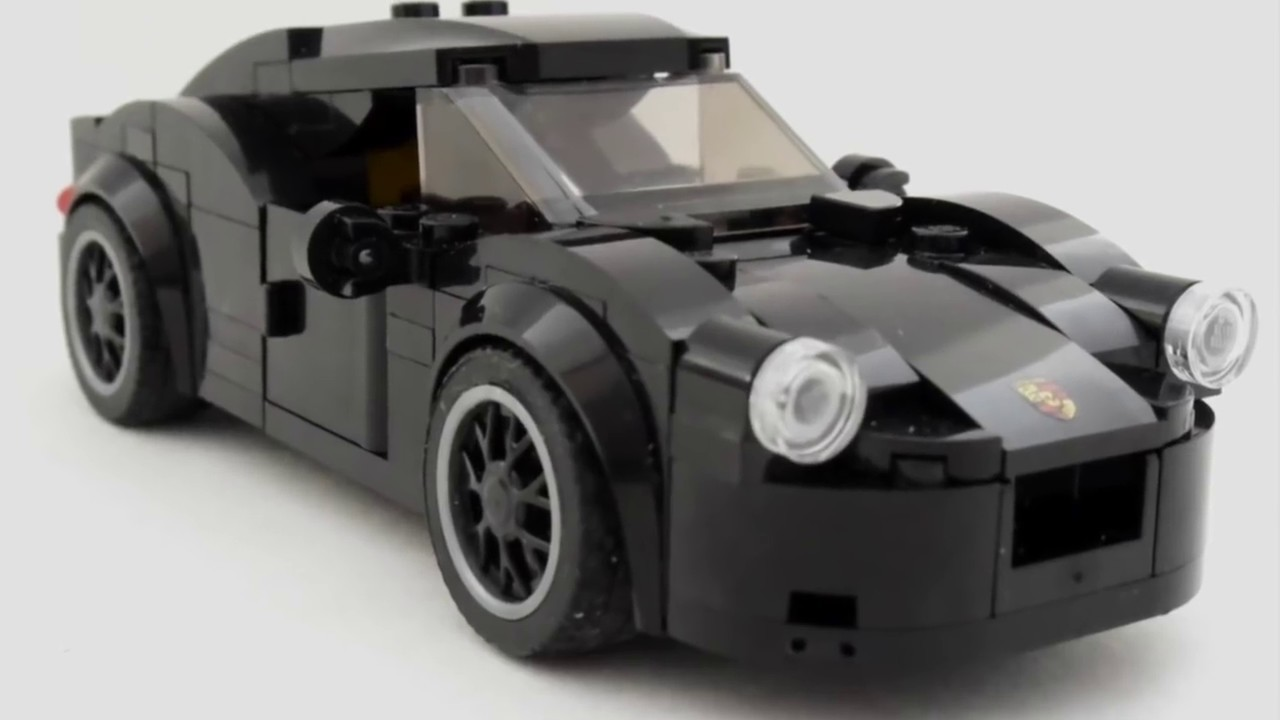 lego speed champions 2019 porsche revealed youtube. Black Bedroom Furniture Sets. Home Design Ideas