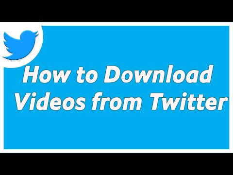 How To Download Twitter Videos Without Any App