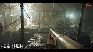Heathen Gameplay PC Game de Terror em Primeira Pessoa
