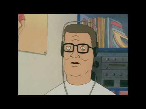 Hank Listens To M.O.O.N - Hydrogen