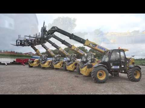 Hawk Plant Hire | Telehandlers And Finsight