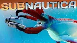 Subnautica #11 - FEAR THE REAPER