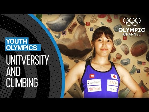 How this young Climber combines university & YOG2018 | Youth Olympic Games