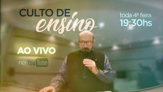 Culto ao vivo - 29/07/2020