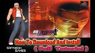 Fatal Fury Wild Ambition Game [ Full Tutorial ]
